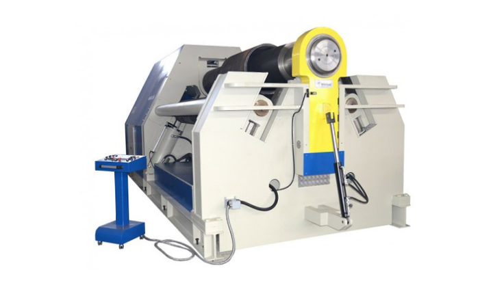 4R BHSS 4 ROLL PLATE BENDING MACHINE