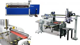 TWO ROLL PLATE BENDING MACHINE