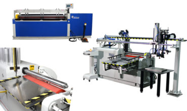 2 ROLL PLATE BENDING MACHINES