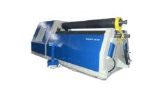3R BHSS HYDRAULIC 3 ROLL PLATE BENDING MACHINE