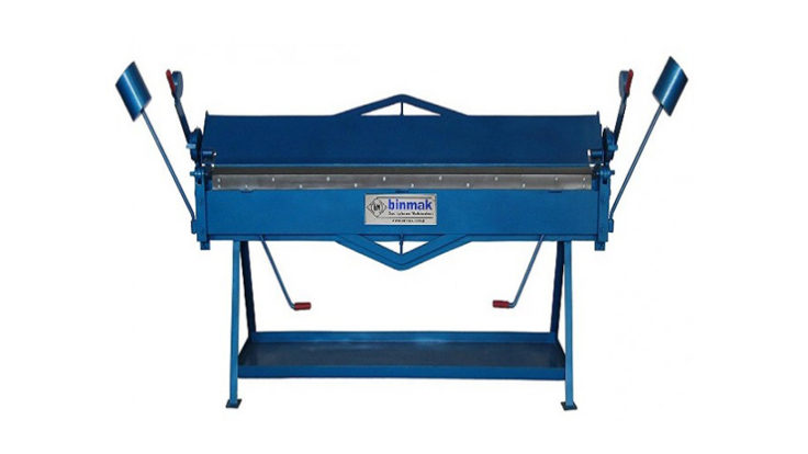 MCK 2 – 2.5 FOLDING MACHINE