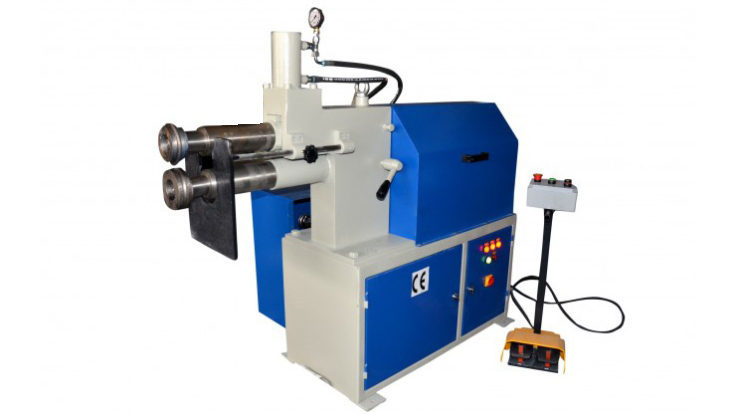 KBM 4H HYDRAULIC BORDERING MACHINE