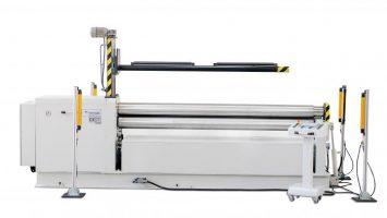 CNC, 3R-BH 3 ROLL PLATE BENDING MACHINE