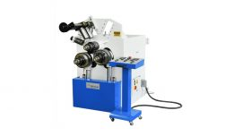 HYDRAULIC FLAT BAR SPIRALLING  MACHINE