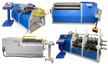 SPECIAL PLATE BENDING MACHINES