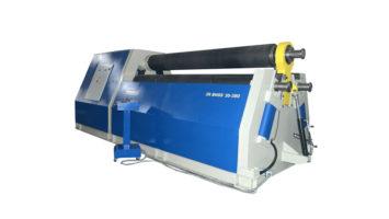 3R BHSS Hidrolik 3 Toplu Silindir Makinesi