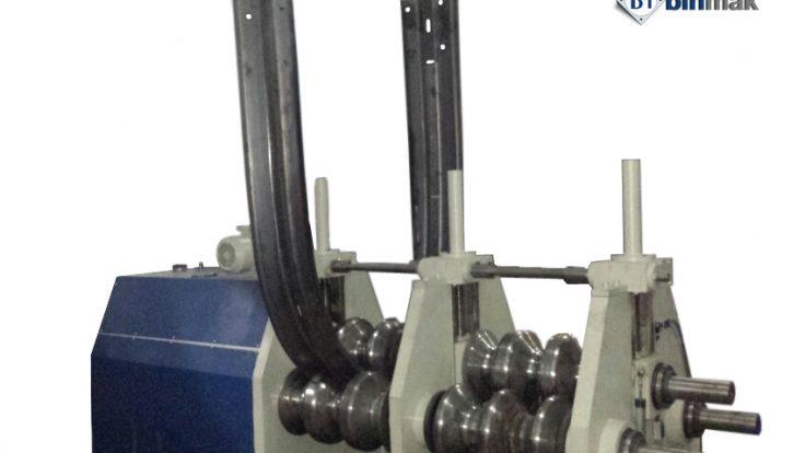Yol Bariyeri Büküm Makinesi