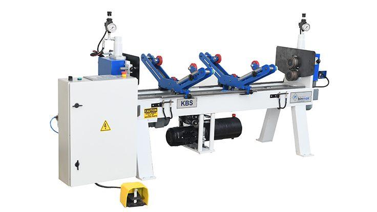 Otomatik, Çift Taraflı Kordon Makinesi